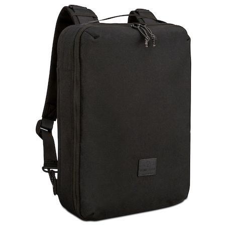 Černý batoh na notebook Brandon