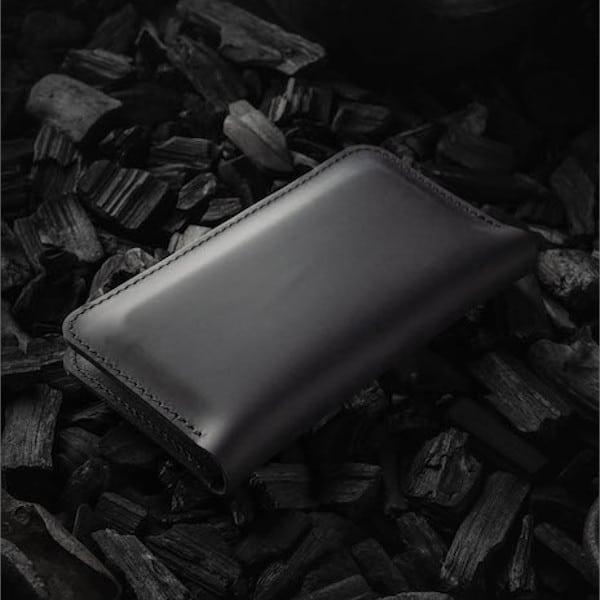 černé luxusní pouzro na iphone