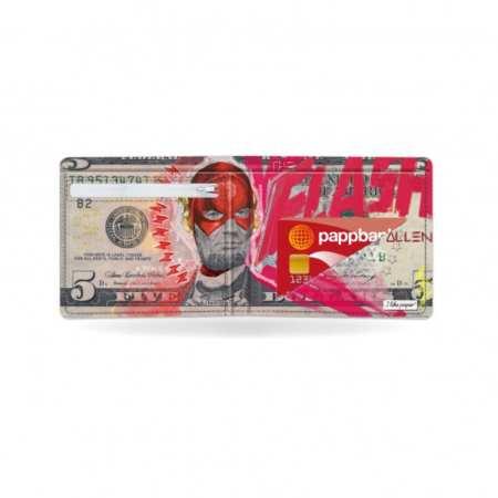 Papírová peněženka Flashlight