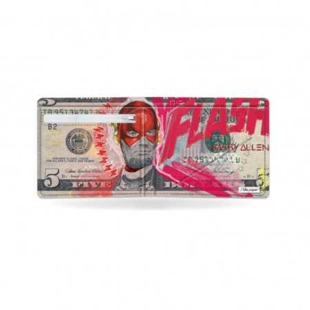 papírová peněženka designová