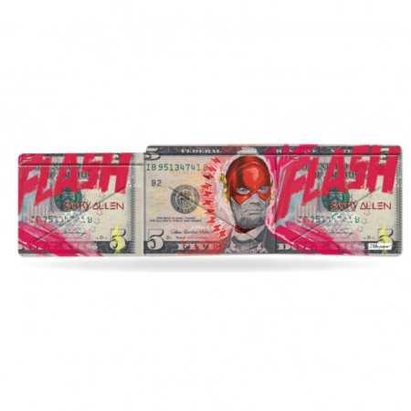 Papírová peněženka Flashlight otevřená