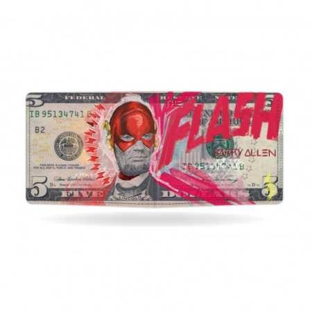 Papírová peněženka Flashlight zadní strana