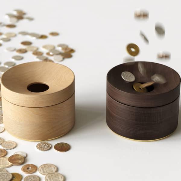 Designová kasička Revov na mince
