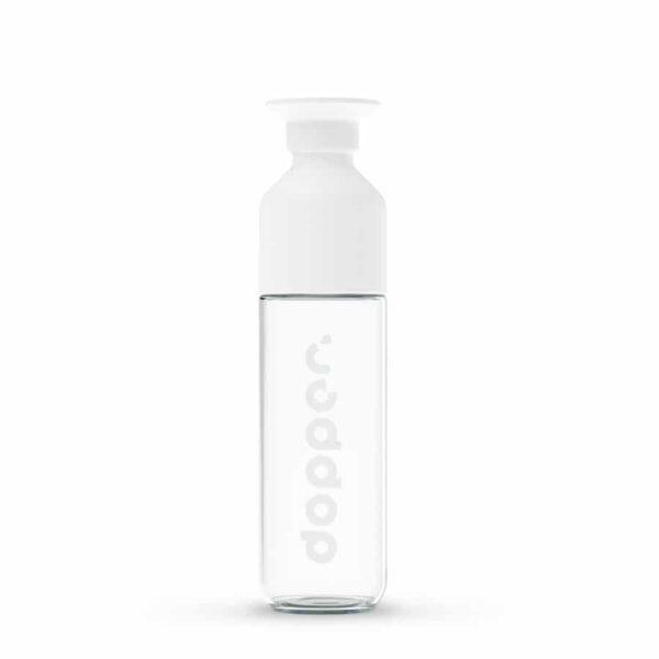 Láhve na pití Dopper skleněná s víčkem