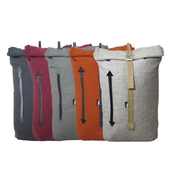 všechny barevné varianty Rolovací batoh Doldy Dee Bag Roll
