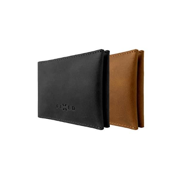 Chytrá kožená peněženka Fixed Smile Wallet