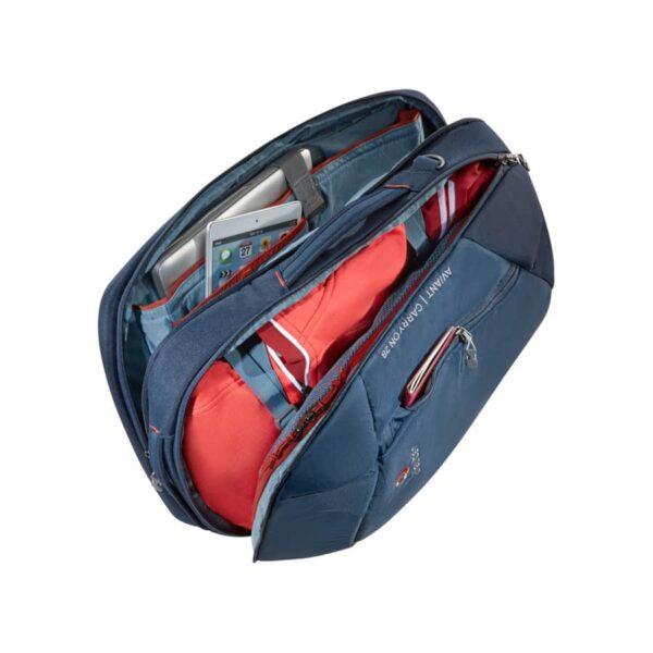 Cestovní batoh Deuter Aviant Carry On 28l úložný prostor
