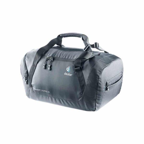 Cestovní taška Deuter Aviant Duffel 50 černá