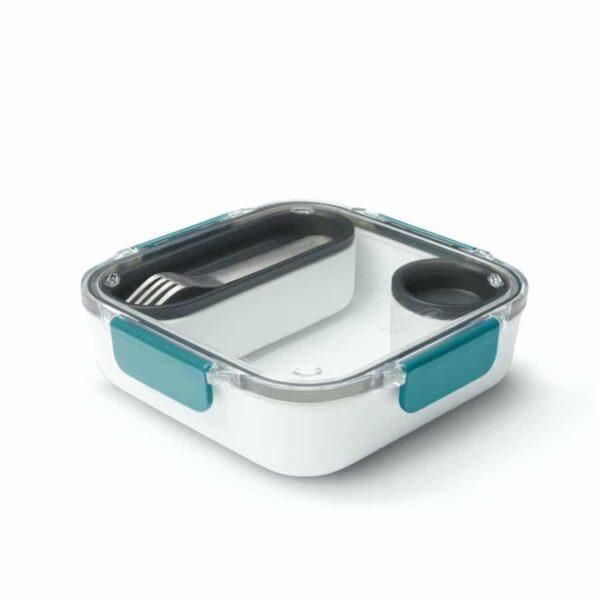 Těsnící obědový box Black+Blum Original modrá