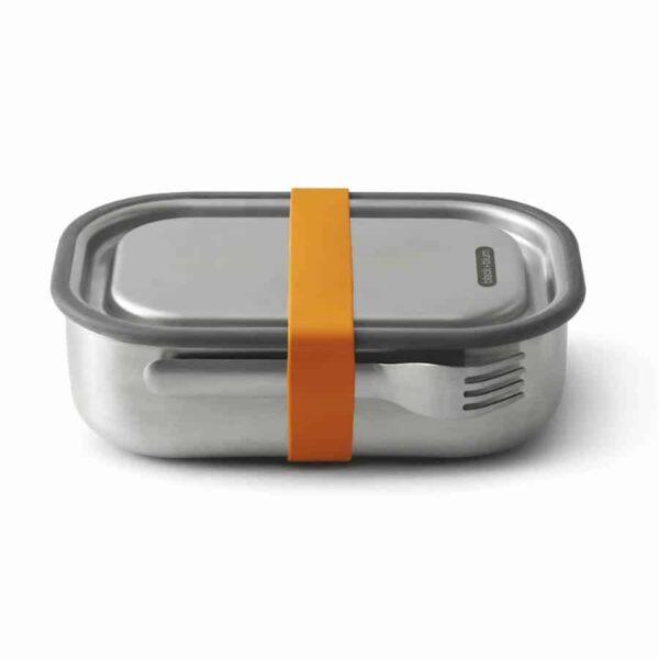 Těsnící nerezový obědový box