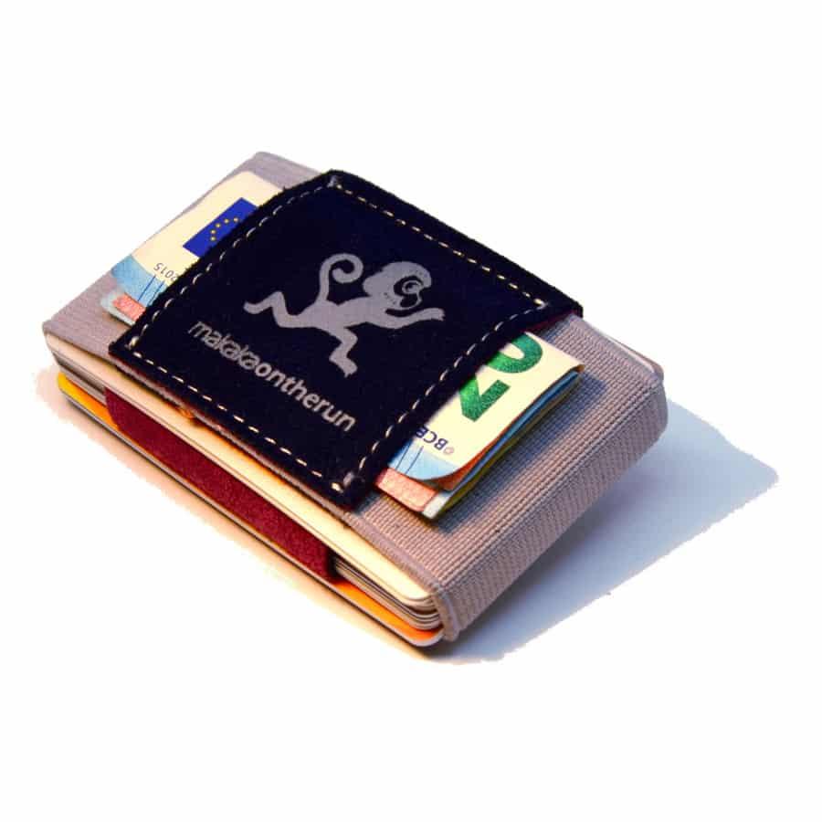 ručně dělaná peněženka na karty