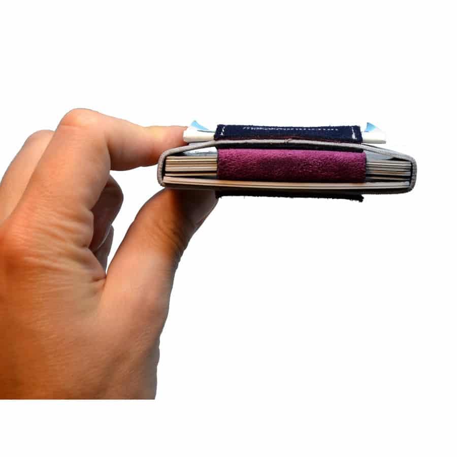 Slim peněženka tenká