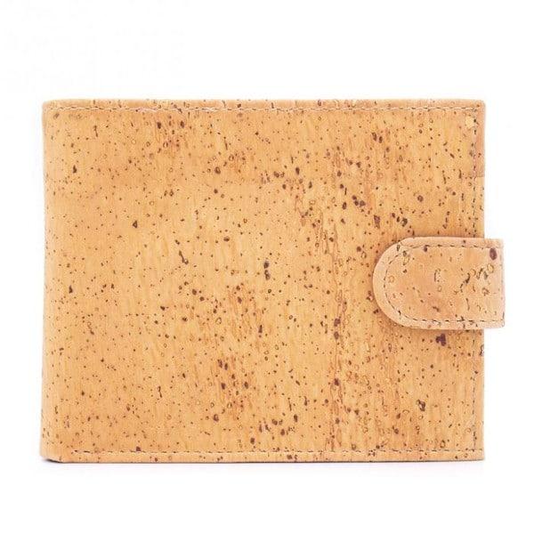 Korková peněženka Zorita z přírodních materiálů
