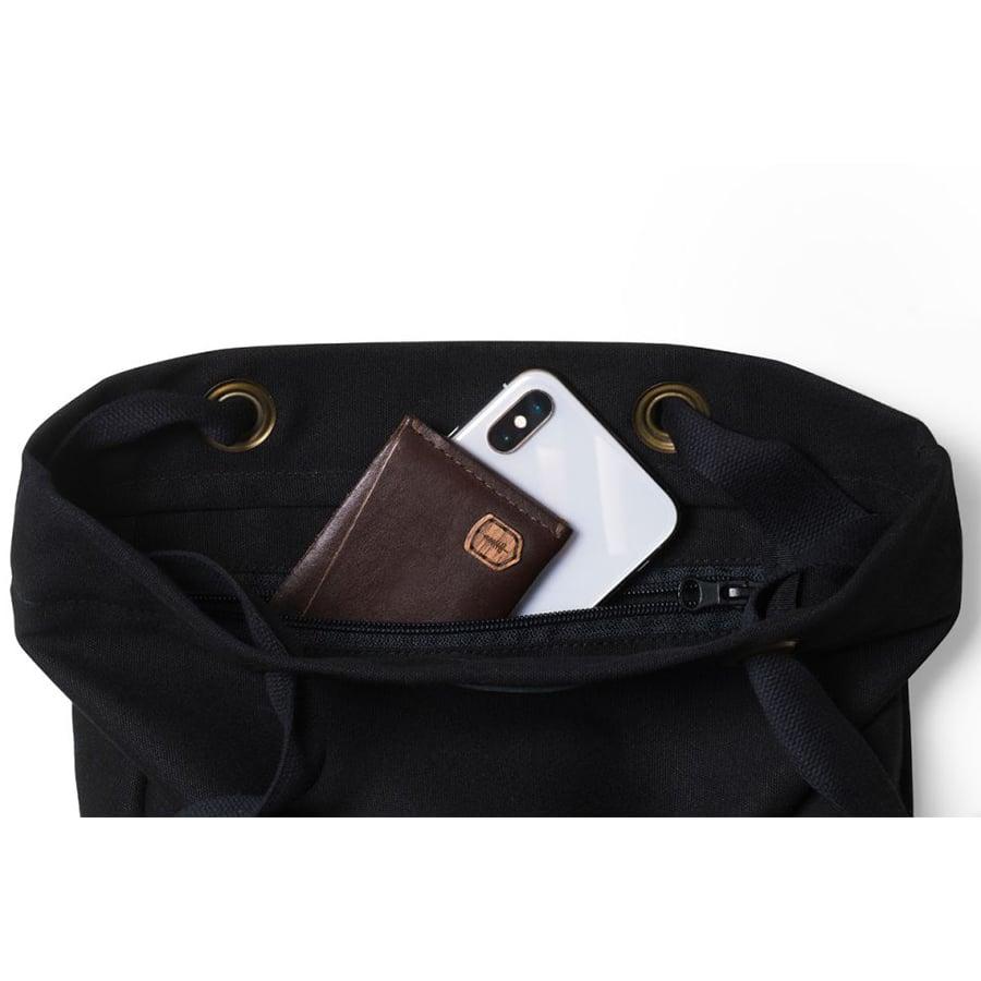 Dámský batoh bewooden lini vnitřní kapsa