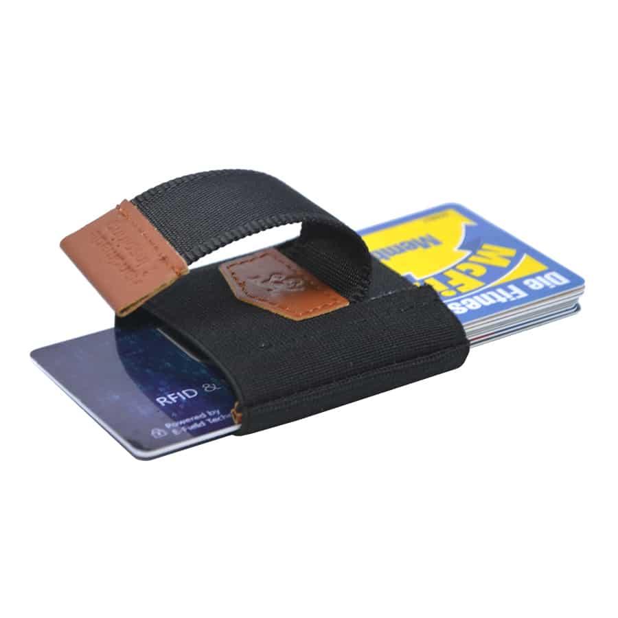 Vysouvací peněženka na karty