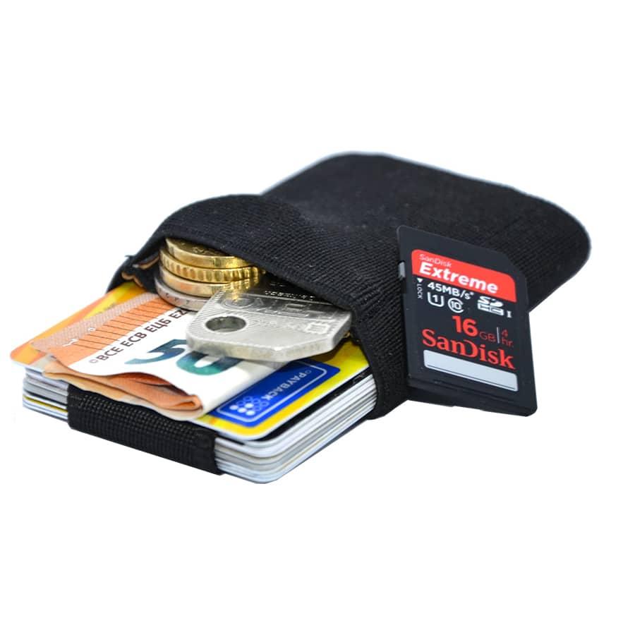 Vysouvací peněženka na drobné