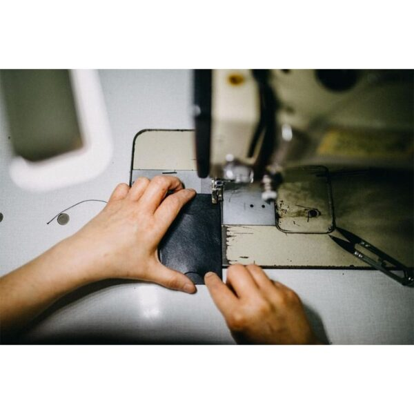 ruční výroba z kůže