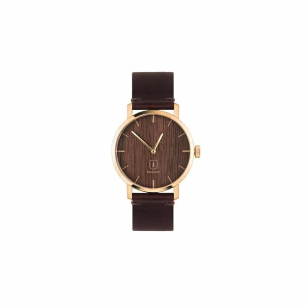 Dámské dřevěné hodinky Bewooden Aurum Watch