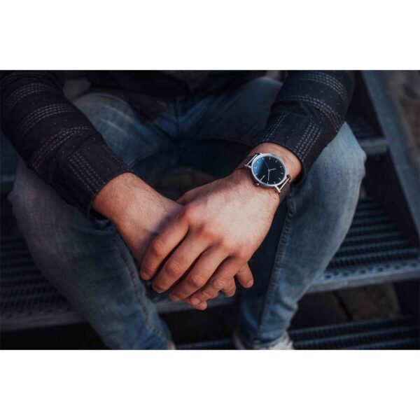 Pánské dřevěné hodinky TAS Huck pro muže