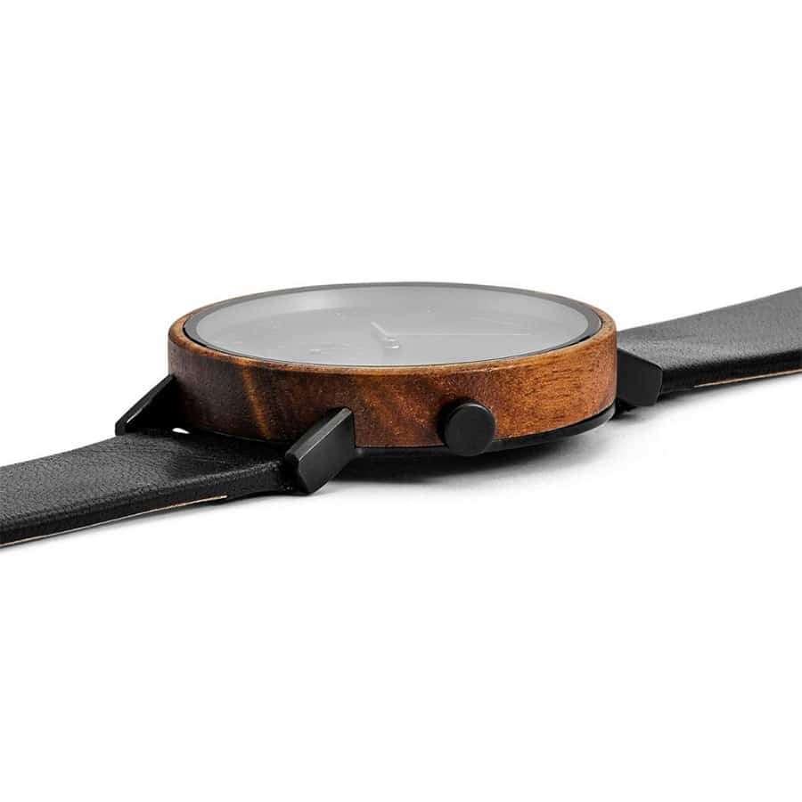 dřevěné hodinky pro muže