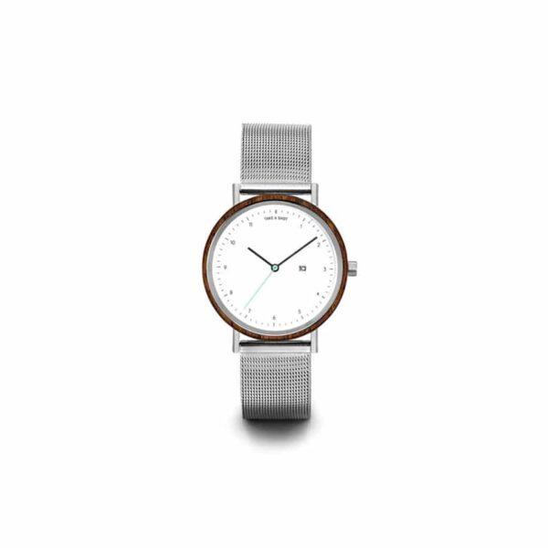 Dámské hodinky s kovovým řemínkem TAS Margaret