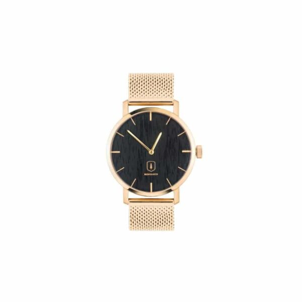 Dámské dřevěné hodinky Bewooden Sunset Watch