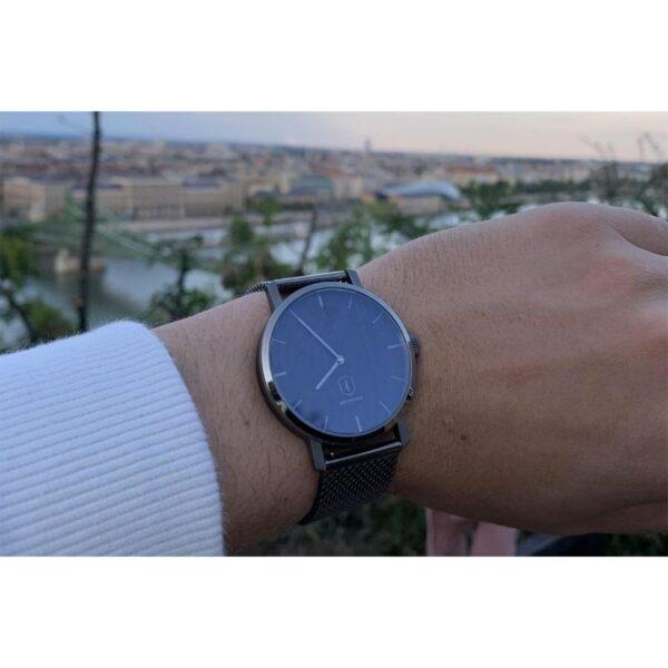 Pánské dřevěné hodinky Bewooden Titan Watch