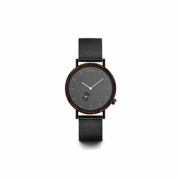 Pánské hodinky s kovovým řemínkem Vernon