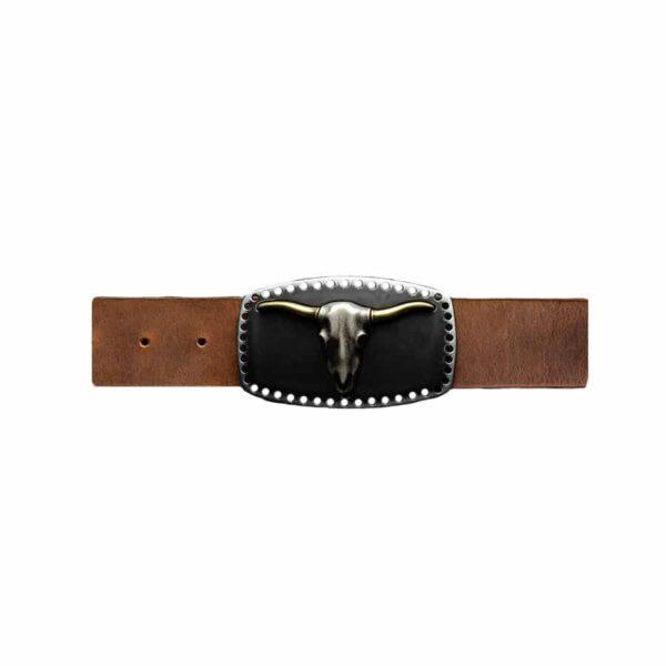 Pánský kožený pásek v.03 Crazy Horse Craft