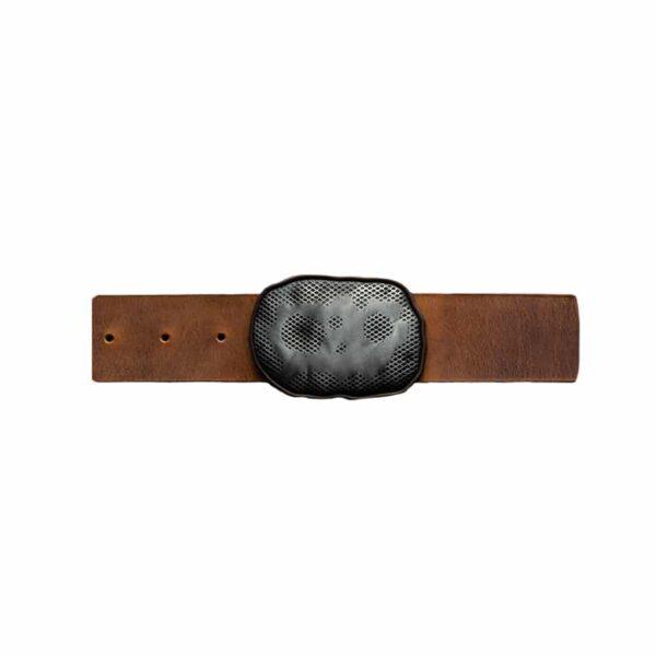 Pánský kožený pásek v.07 Crazy Horse Craft